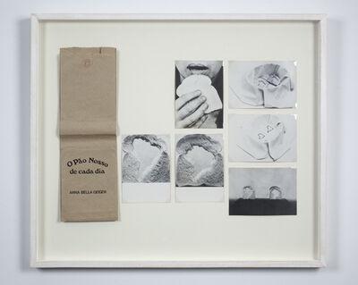 Anna Bella Geiger, 'O Pao nosso de cada dia', 1978