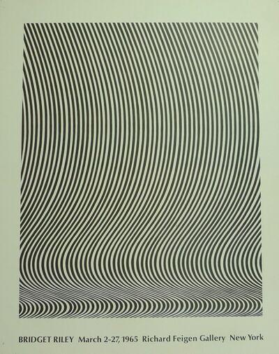 Bridget Riley, 'Untitled(Richard Feigen Gallery)', 1965