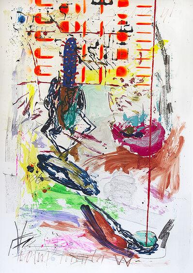 Ilidio Candja Candja, 'Untitled #3', 2017