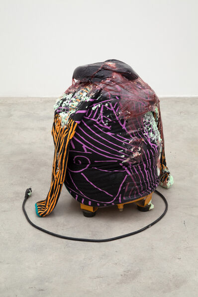 Kevin Beasley, 'Untitled (chest compression)', 2014