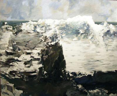 Balcomb Greene, 'The Enormous Wave', 1964
