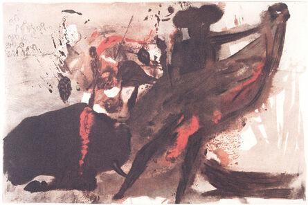 Salvador Dalí, 'Individual Bullfight', 1966