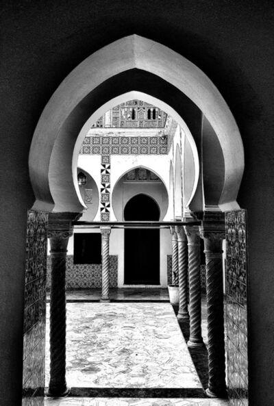 William Dalrymple, 'Algiers Palace III', 2021