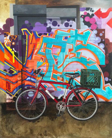 Jessica Hess, 'Brooklyn Bicycle II', 2015