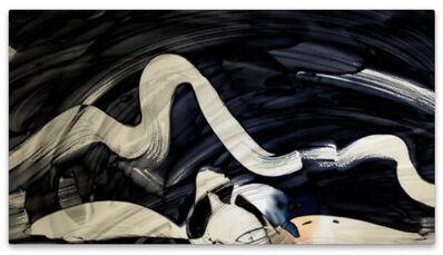 Takehito Koganezawa, 'Paint it Black, and Erase', 2010