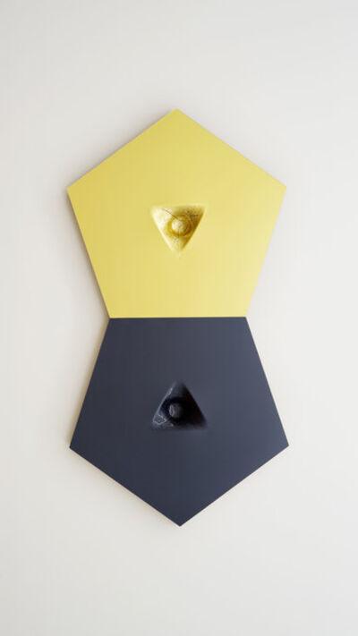 Sinisa Kukec, 'ZENITHSLUTS (eius, et semen illius)', 2017