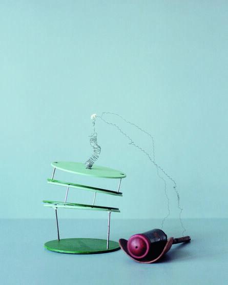 Nadja Bournonville, 'Medical Machines #4', 2012