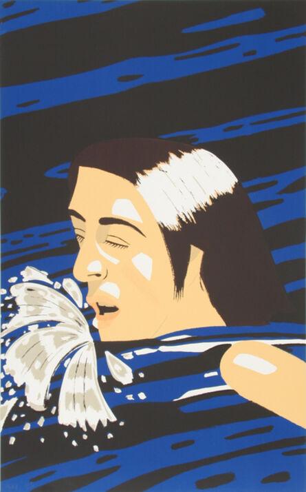 Alex Katz, 'Olympic Swimmer', 1976