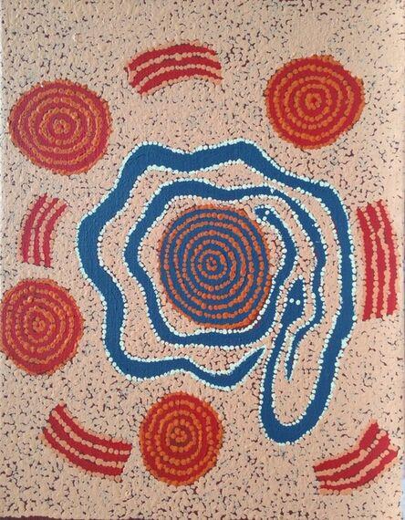 Andrew Spencer Tjapaltjarri, 'Untitled ', 2015