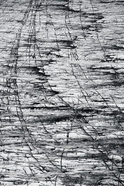 Stephen King 金昌民, 'Glacial Aerial 俯瞰冰川', 2016