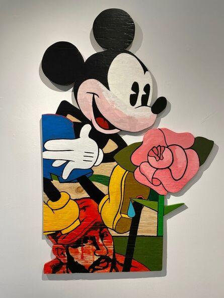 Rafael Lopez-Ramos, 'Mickey', 2021