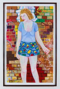 Charles Garabedian, 'Shy Girl', 2013