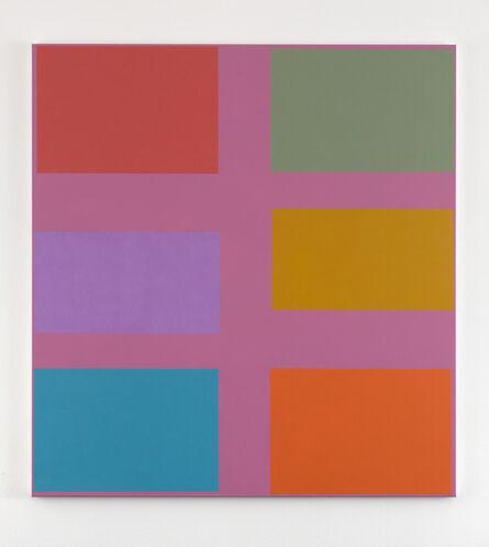 Jon Thompson, 'Simple Paintings – Thinking about Crivelli', 2013