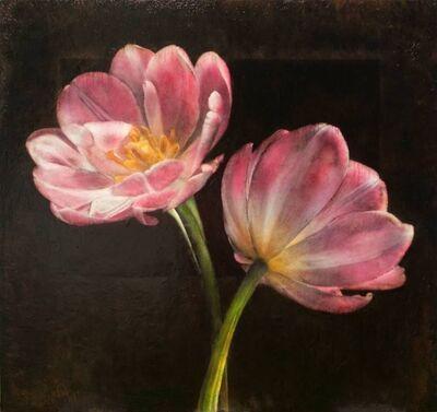 Maggie Hasbrouck, 'Pink Glass Tulip', 2015