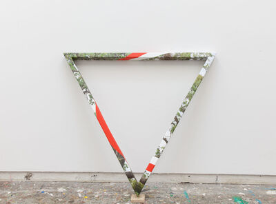 James Hyde, 'Triangular Tree', 2015
