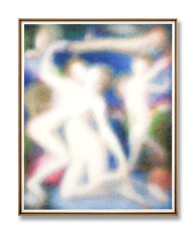 Slawomir Elsner, 'Venus, Cupid, Folly and Time (after Bronzino)', 2019