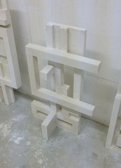 Ben Sansbury, 'Facade of an Unknown Structure 09', 2013