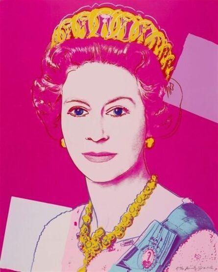 Andy Warhol, 'Queen Elizabeth II of the United Kingdom (Royal Edition) (FS.II.336A)', 1985