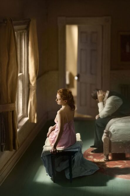 Richard Tuschman, 'Pink Bedroom (Window Seat)', 2013