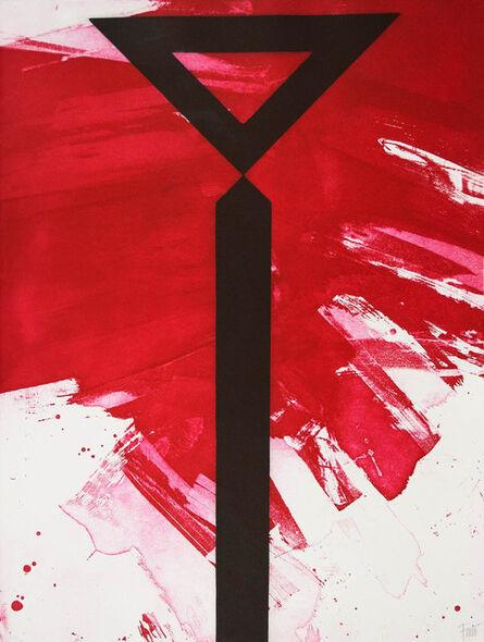 Luis Feito, 'Peñalara IV', 2000