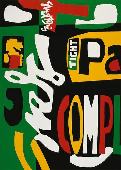 Stuart Davis, 'Blips and Ifs', 1963-1964