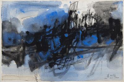 Chu Teh-Chun, 'Compoisition n°85', 1961