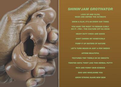 Kenny Dunkan, 'Shinin'Jam Grotivator', 2021