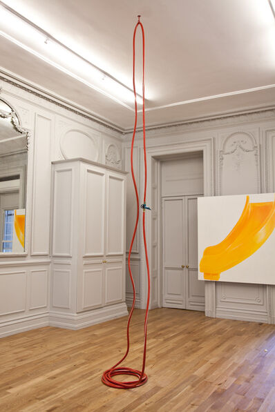 Zachary Susskind, 'Peripheral Influence', 2012