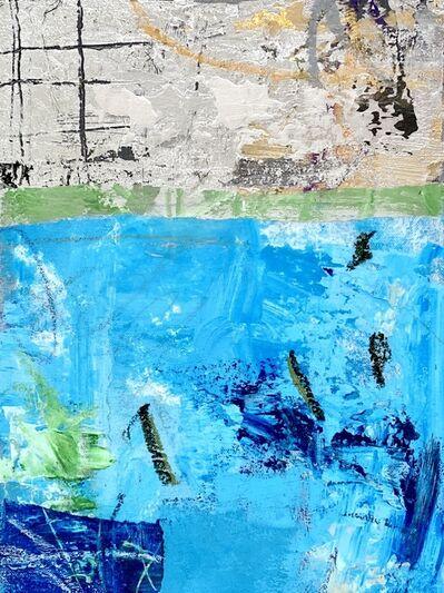 Takefumi Hori, 'Silver and Color  No. 20', 2020