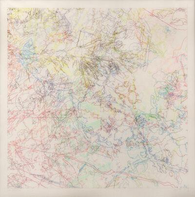 Ingrid Calame, 'Working Drawing No. 82', 2001