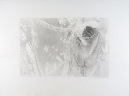 Joyce Tenneson, 'Nude in Veil', 1976