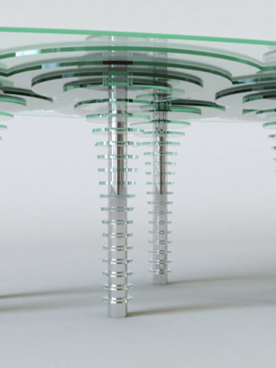 Lazzarini Pickering Architects, 'Dining Room table – Unique piece', 2016