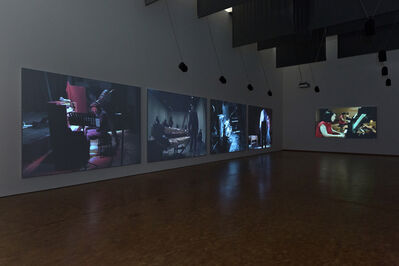Andrea Büttner, 'Piano Destructions', 2014