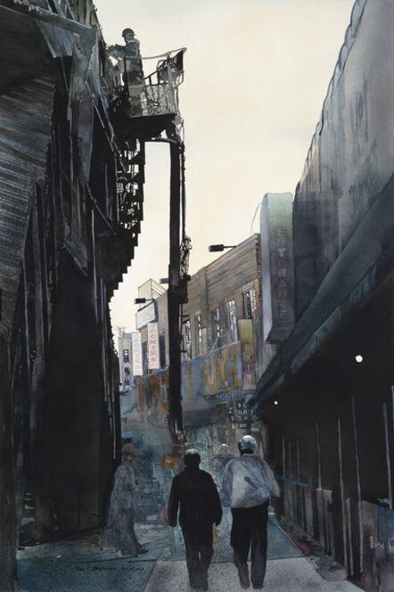 John Salminen, 'Brighton Repairs'