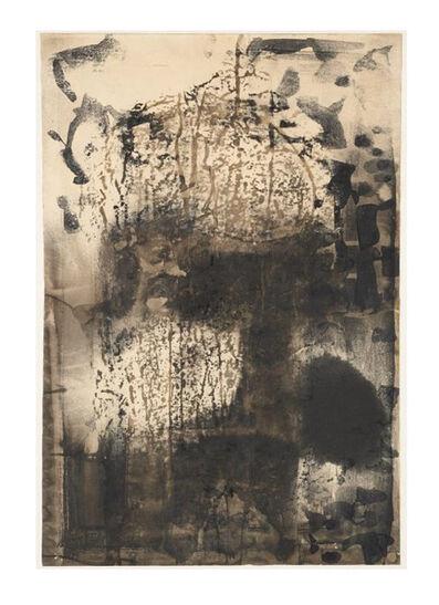 Paul Jenkins, 'Untitled (Paris), Ink on Paper, Estate of Paul Jenkins.', 1954
