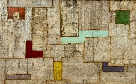 Penélope Clot, 'Tetris', 2020