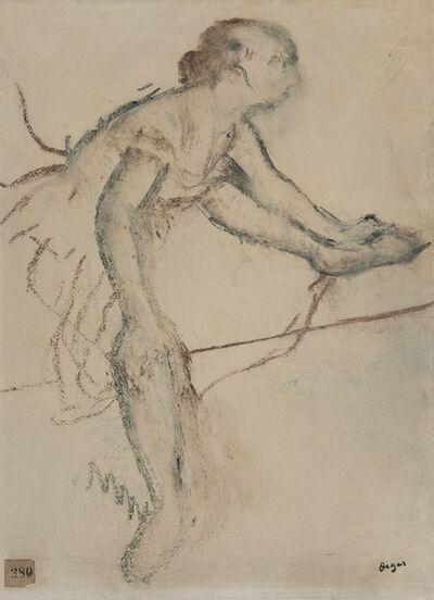 Edgar Degas, 'Danseuse assise', ca. 1899