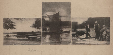 Konrad Hoffmann, 'W Porcie (In Port)', 1932/1932