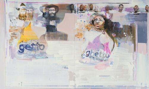 Radek Szlaga, 'Ghetto Enterpreneurs', 2014