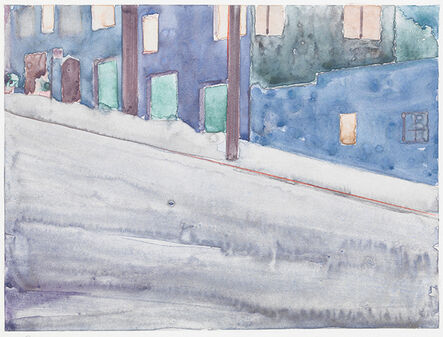 Robert Bechtle, 'Arkansas Street #3', 2013