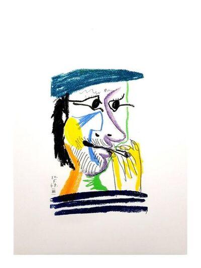 Pablo Picasso, 'Le Goût de Bonheur', 1970