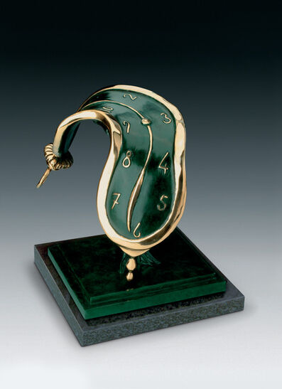 Salvador Dalí, 'Dance of Time ll (Green/Gold) ',  Conceived in 1979-First cast in 1984