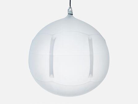 MIT Self-Assembly Lab + Christophe Guberan, 'Inflatable Liquid-Printed Hanging Light', 2018