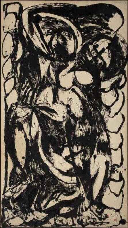 Jackson Pollock, 'Number 5', 1952