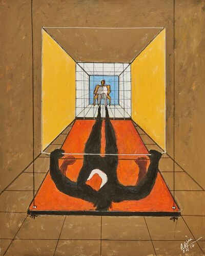 Heitham Adjina, 'I need my Shadow', 2016