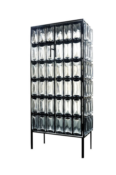 Christophe Côme, 'Tall Triscota Cabinet', 2014