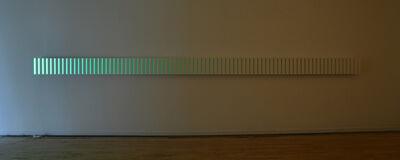 Adam Barker-Mill, 'Long Slat Piece', 2014
