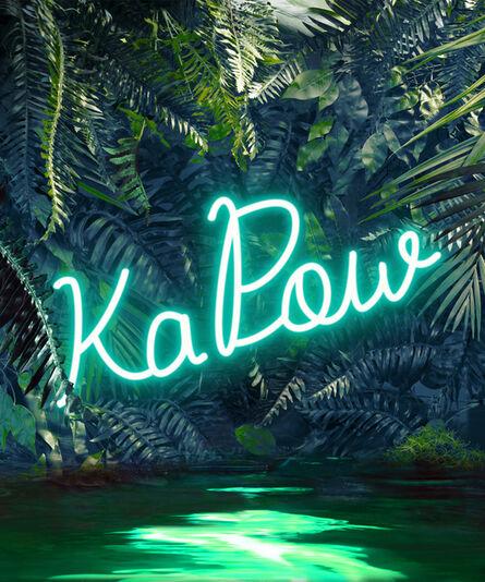 Yee Wong, 'Disco in the Jungle: Ka Pow', 2020