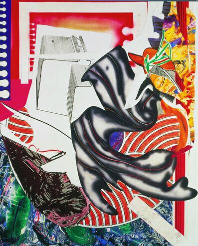 Frank Stella, 'Moby Dick', 1989
