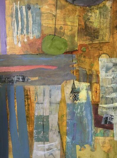 Susan Leskin, 'Behind the Scenes', 2021
